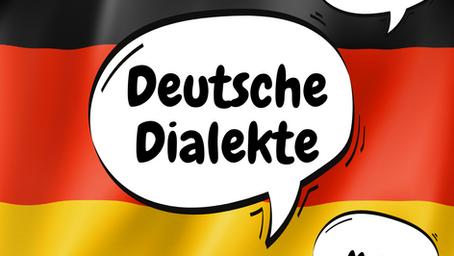 Deutsche Dialekte - ein kleiner Sprachführer