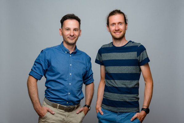 mit Dominik Mosiczuk und Steffen Spandler