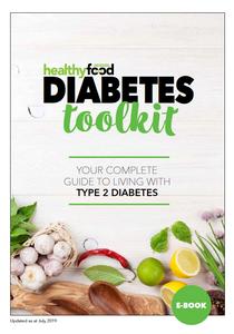 Healthy Food Guide HFG diabetes toolkit