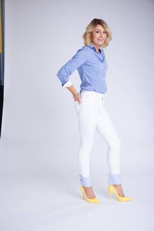 Chevillette Elyse Bleue
