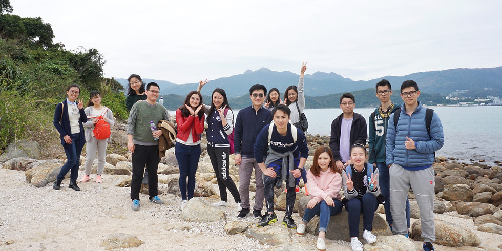Hiking and BBQ in Sai Kung