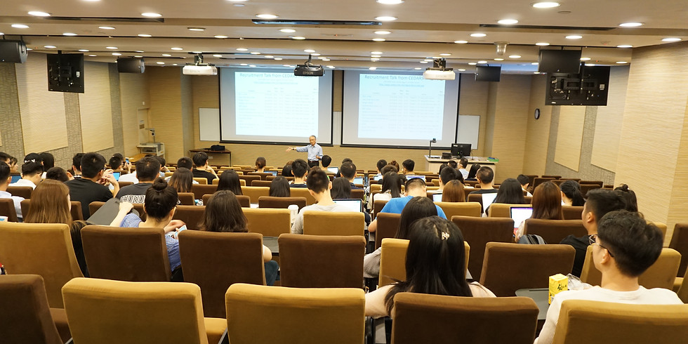 Career Talk Series - Introduction to Career Search