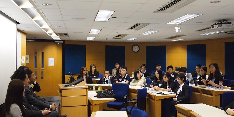 Alumni Career Experience Sharing Session I