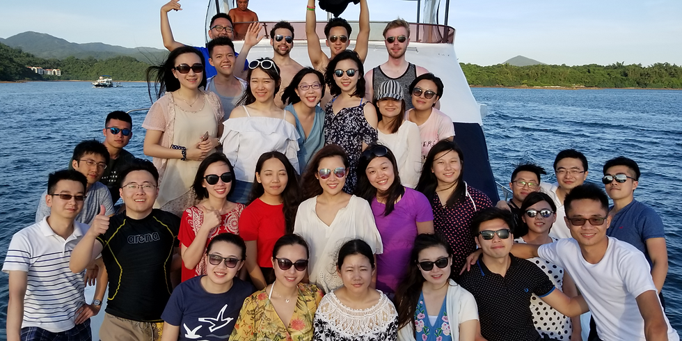 Boat Trip in Sai Kung