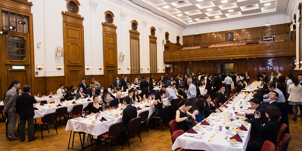 High Table Dinner 2013