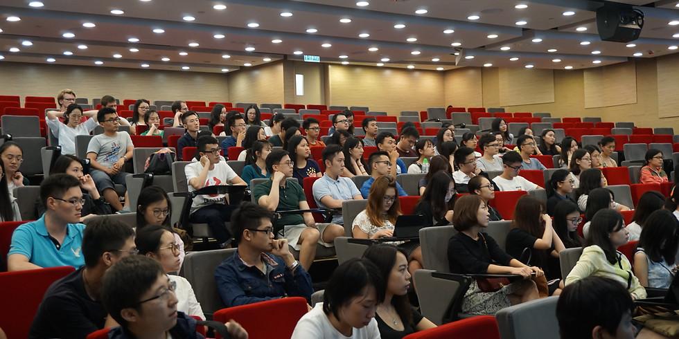 Alumni Career Experience Sharing Session II