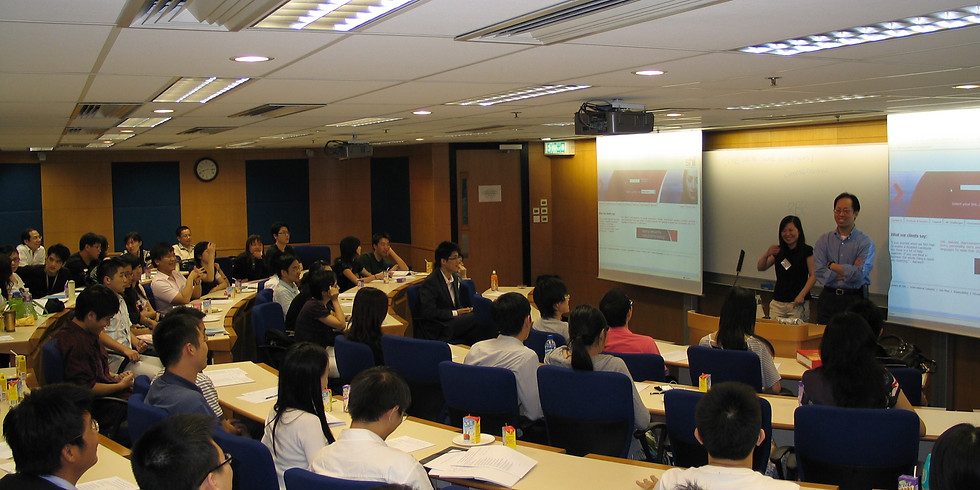 Career Talk Series - Applying to Investment Banks