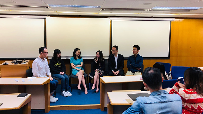 HKUEFPA Research Sharing