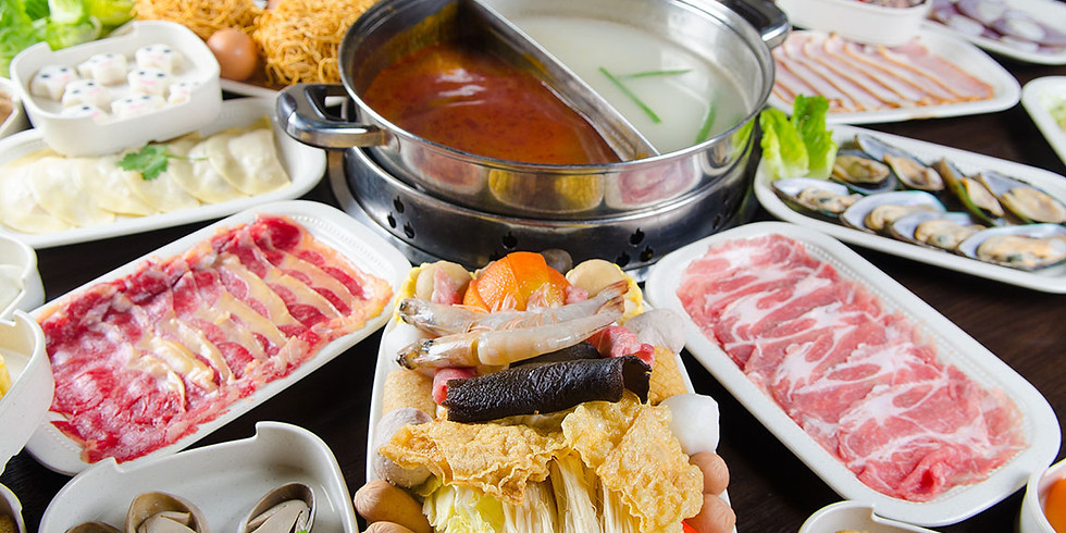 Coming of Cold Hot Pot Dinner