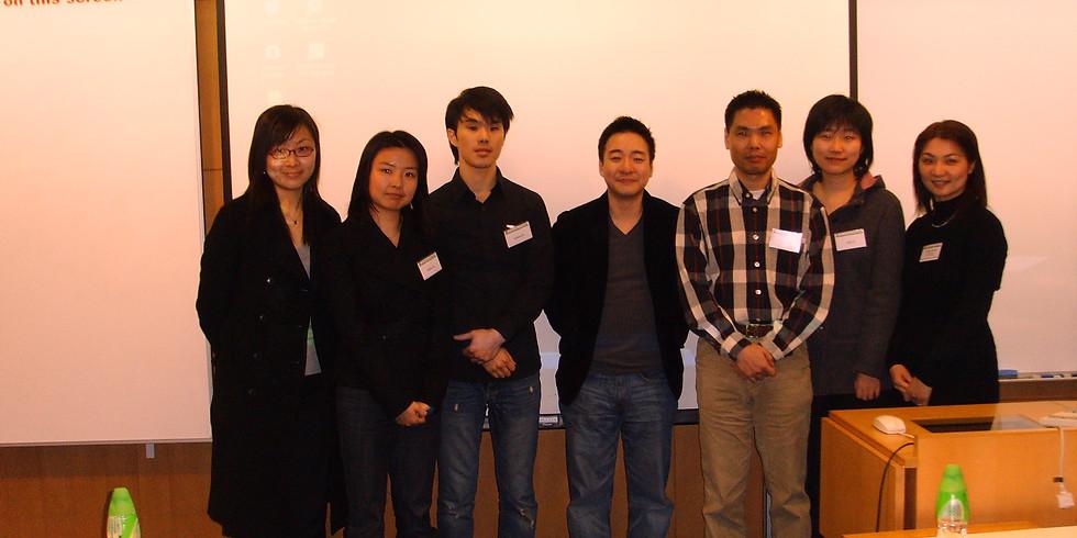 Alumni Career Experience Sharing