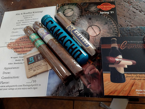 April Monthly Cigar Rating Club