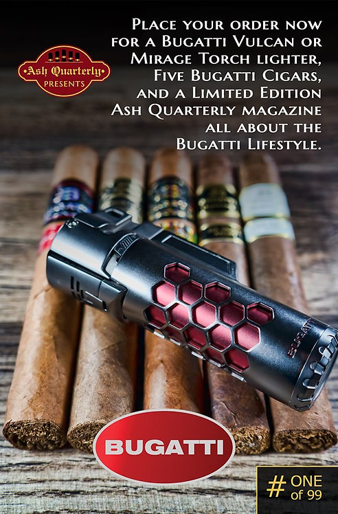 Ash Quarterly Presents: Bugatti