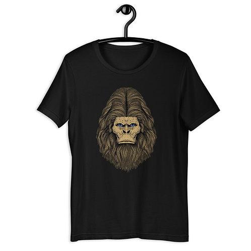 Blue-Eyed Bigfoot T-Shirt