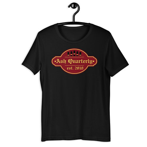 Ash Quarterly Logo T-Shirt