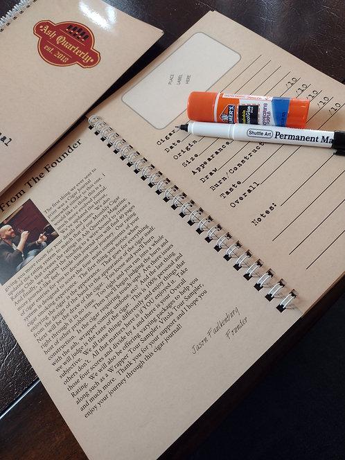 Ash Quarterly Cigar Journal