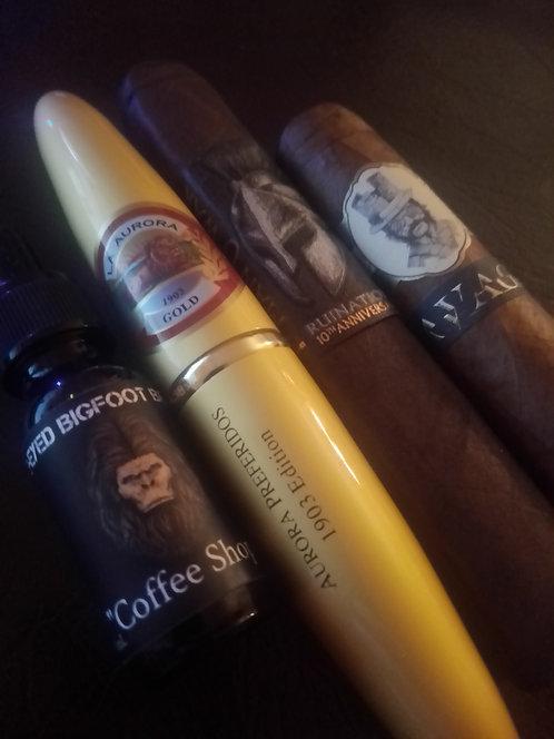 Monthly Cigar Rating Club PLUS Beard Oil