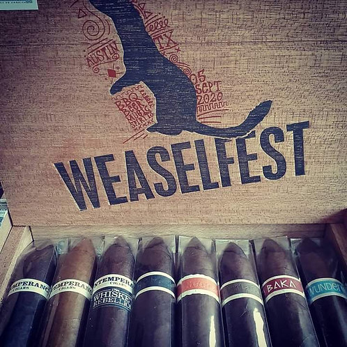 RomaCraft El Catador de Los Gran Perfectos 10th Anniversary Sampler