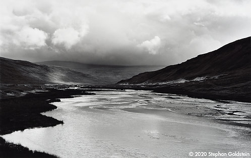 View from Highway 612, Westfjords, Iceland