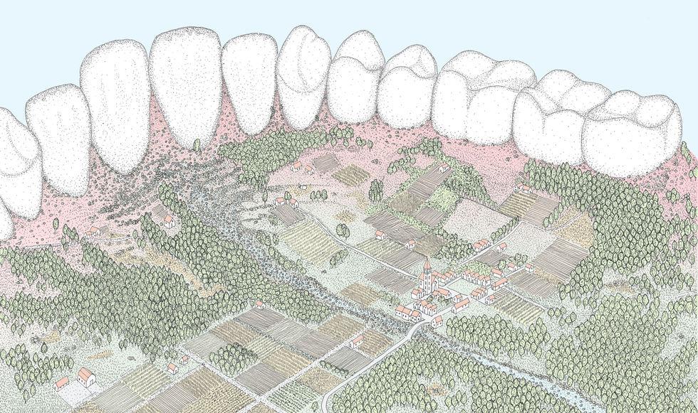 Magna Montes Dentes