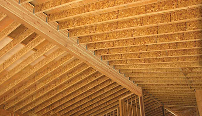 I-Joist Roof System