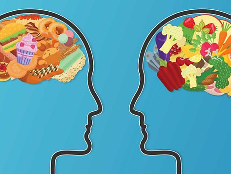 How what you eat and drink can affect your mental wellbeing