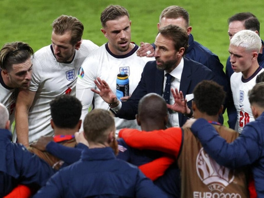Lessons for coaches from Gareth Southgate's leadership style