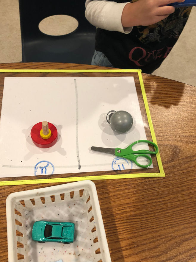 science - magnets