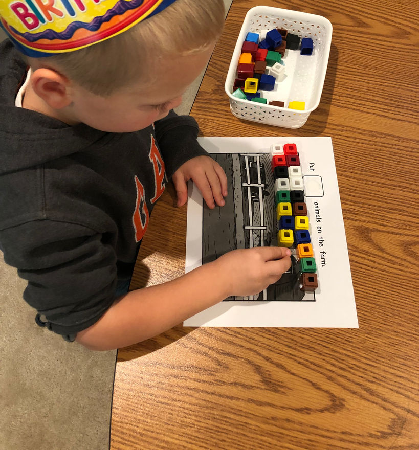 math - counting by 2s