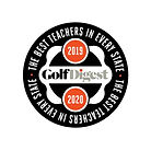 Golf Digest Top Teachers in State 2019-2
