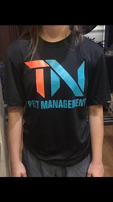 Mel T-Shirt Front