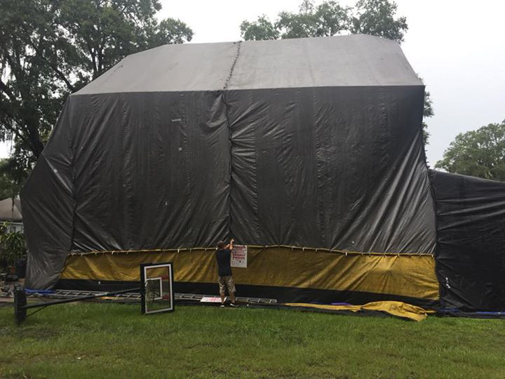 Tent House 3