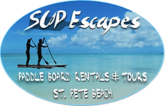 SUP Escapes| St Petersburg, FL