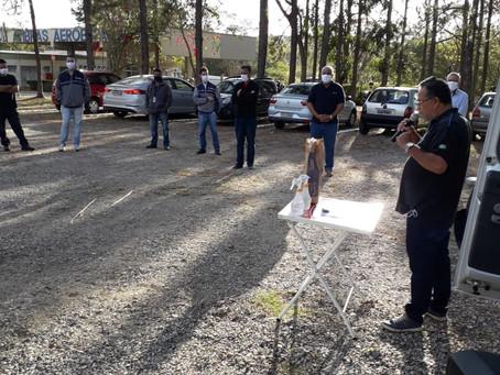 Lorena: Assembleia por PLR na AVIBRAS