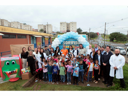 Trailer Odontológico Sorriso Cidadão celebra 5 anos com 50 mil atendimentos