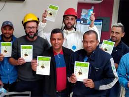 Guarulhos: Sindicato realiza ações em cinco fábricas no dia do Meio Ambiente