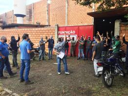 Leme: Trabalhadores da Unicer  aprovam renovações de acordos de P.L.R. e Cesta Básica