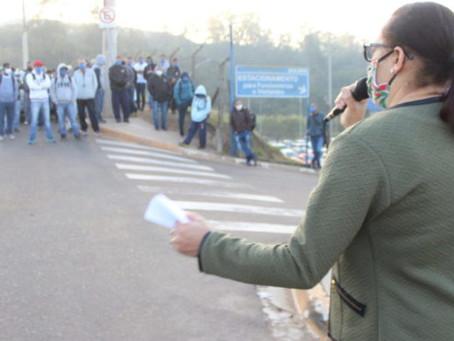 Jundiaí: Sindicato e trabalhadores da Sulzer avançam em busca da PLR 2020
