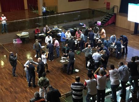Jundiaí: Chapa 1 é eleita com 96% de aprovação