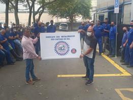 São Caetano: Assembleias de Campanha Salarial continuam