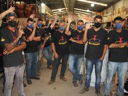 Trabalhadores  de metalúrgica de Leme  aprovam reajuste salarial