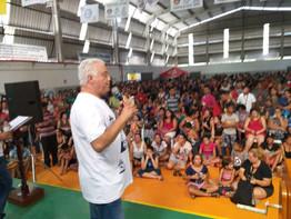 Suzano: Festa do Trabalhador reúne milhares de pessoas