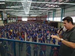S.J. do Rio Preto: Assembleia na Facchini aprova PLR e CCT