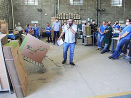 Leme: Trabalhadores da Pluzie  aprovam renovação de P.L.R.