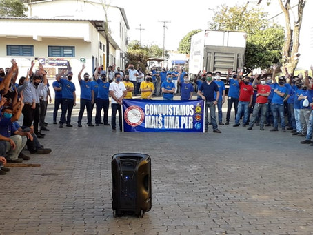 Mococa: Conquista da PLR e campanha salarial 2020 na Chiaperini