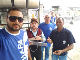 Metalúrgicos de Cruzeiro se unem contra a Reforma da Previdência