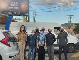 Bragança: Sindicato doa cestas básicas ao Fundo Social