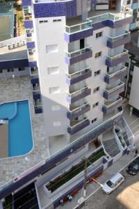 5 andares com piscina