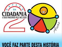 Instituto Cidadania faz 20 anos