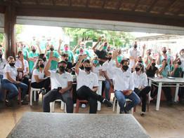 Leme: Trabalhadores das empresas Ilumi  aprovam renovações de Acordos Coletivos
