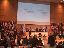 Conferência da OIT encerra-se com avanços e desafios
